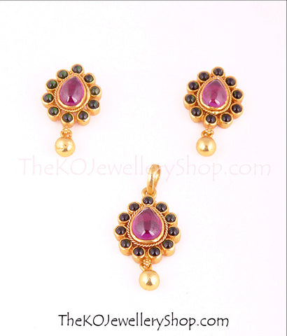 best South Indian temple jewellery designs for young girls
