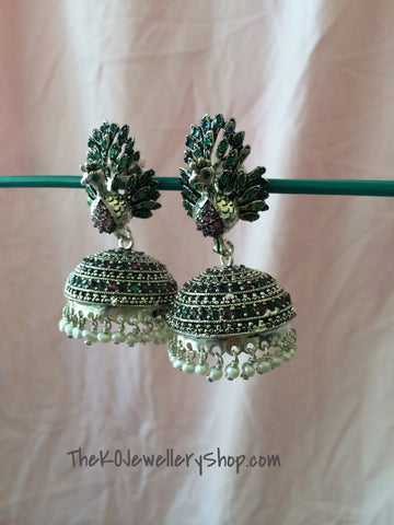 Bridal jhumkas for women shop onlie