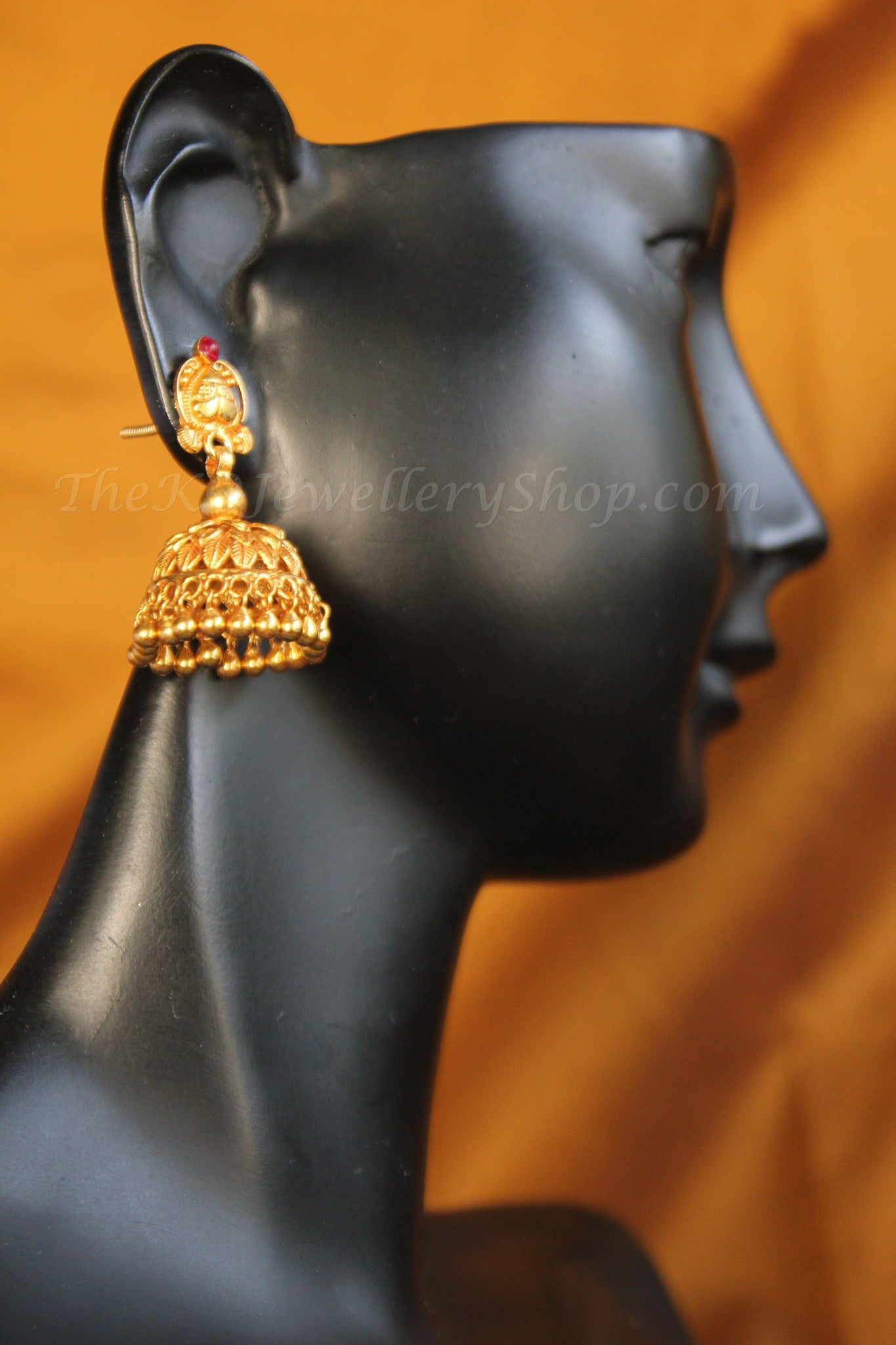The Raaga Jhumka - KO Jewellery