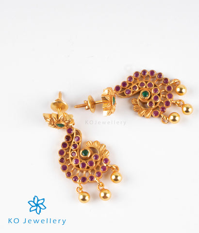 The Samhat Silver Earrings