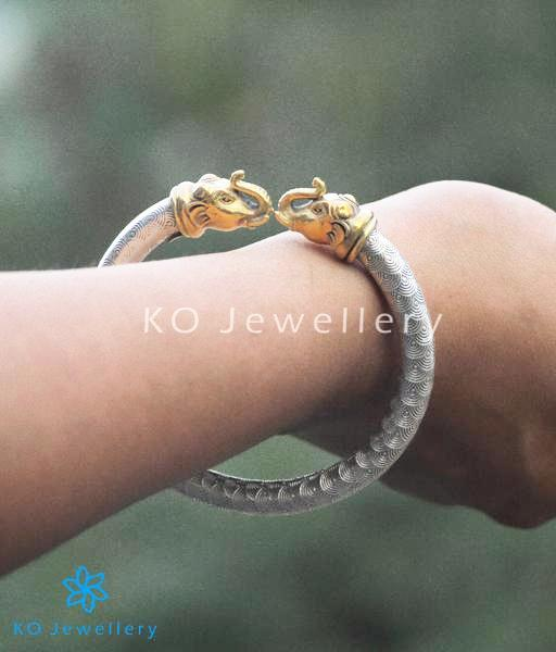gold ethical normal recycled fairtrade ellenwood ellie elephant shaktiellenwood shakti bracelet product by