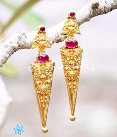 Buy silver temple jewellery featuring ethnic motifs