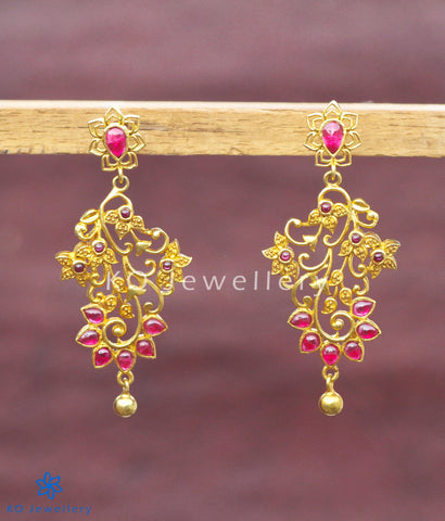 The Shobhit Silver Earrings