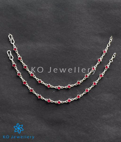 Purchase Indian silver kolusu anklet shipping to USA