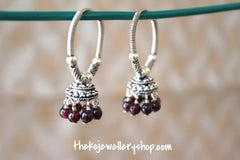 Shop online silver bali earring for women