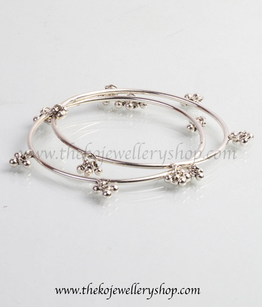 silver bangle sterling jewellery bangles sg solid il listing en