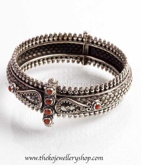 Online shopping pure silver bracelet for women