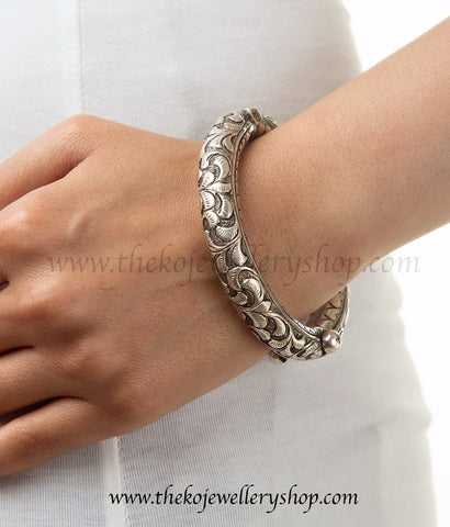 exclusive collection silver bracelet for women shop online