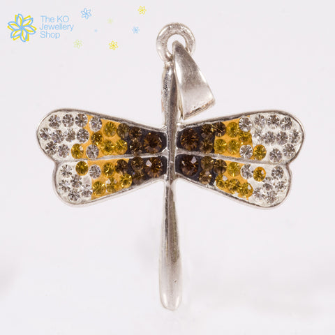 The Butterfly Pendant
