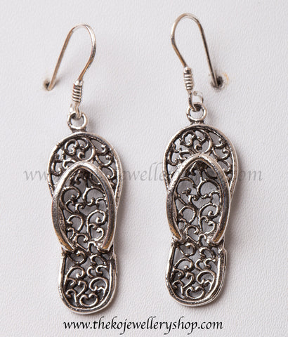 new collection silver earrings for women shop online