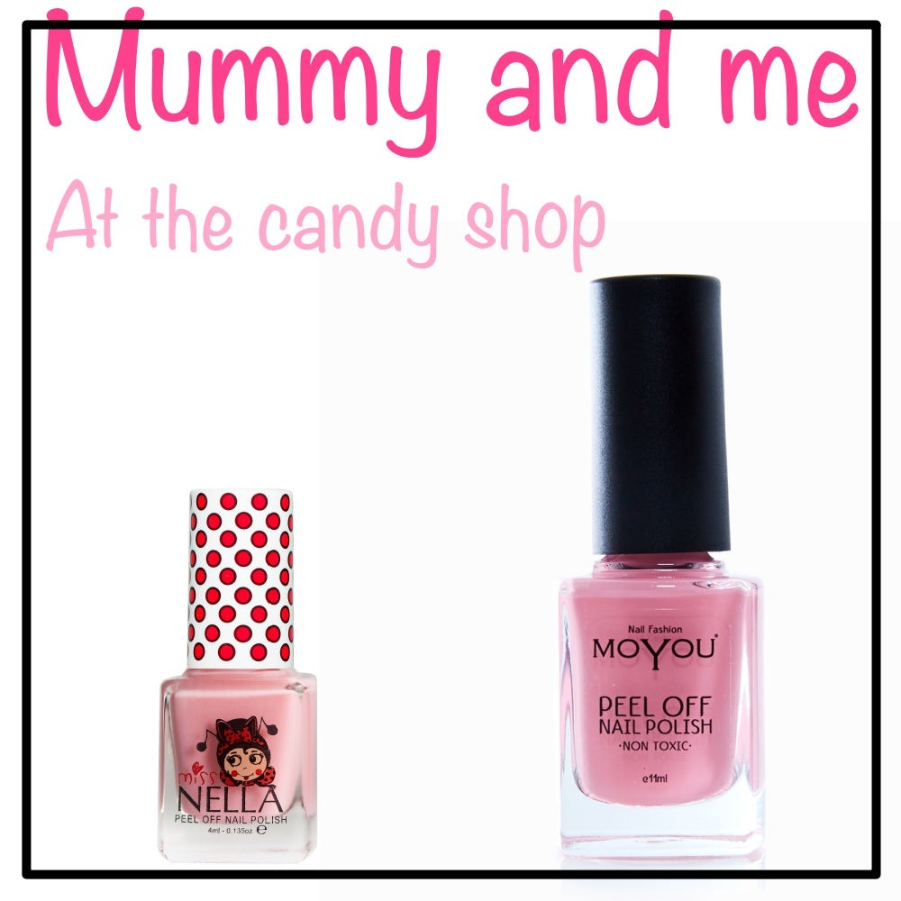 Mummy and Me - At the Candy Shop