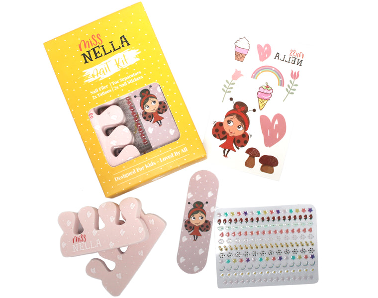 Nail and Accessories set