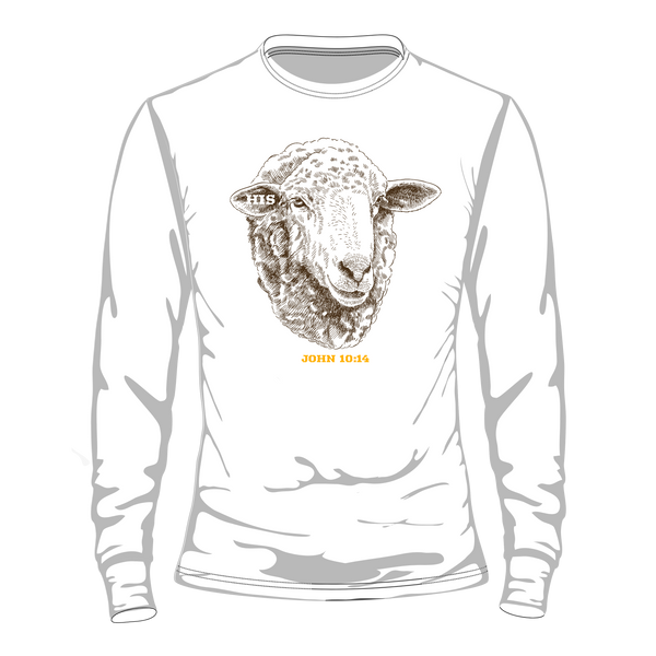 His Sheep Long Sleeve T-Shirt