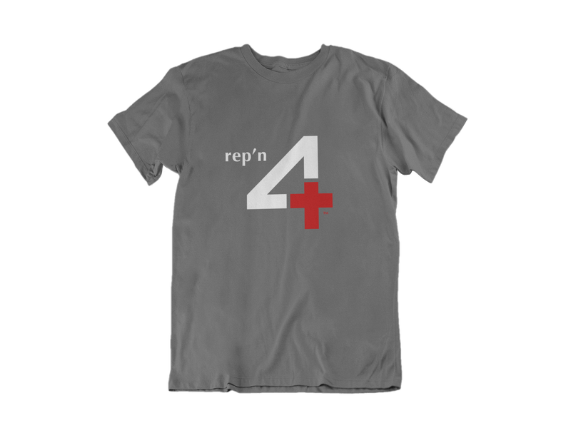 Rep'n For Christ T-Shirt
