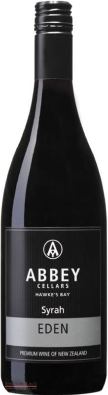 Abbey Cellars Eden Hawke's Bay Syrah - Wine Delivered In A Wine Gift Bag / Box - Best of the Bunch Florist Wellington