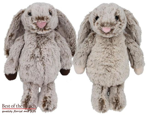 Bruno Bunny Soft Toy - Best of the Bunch Florist Wellington