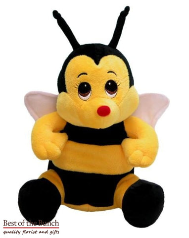 Busy Buzzy Bee Soft Toy - Best of the Bunch Florist Wellington