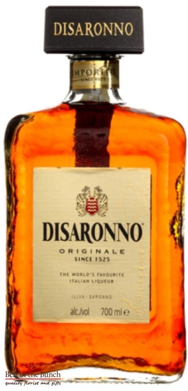 Disaronno Originale Amaretto Almond Nut Liqueur 700ml - Best of the Bunch Florist Wellington