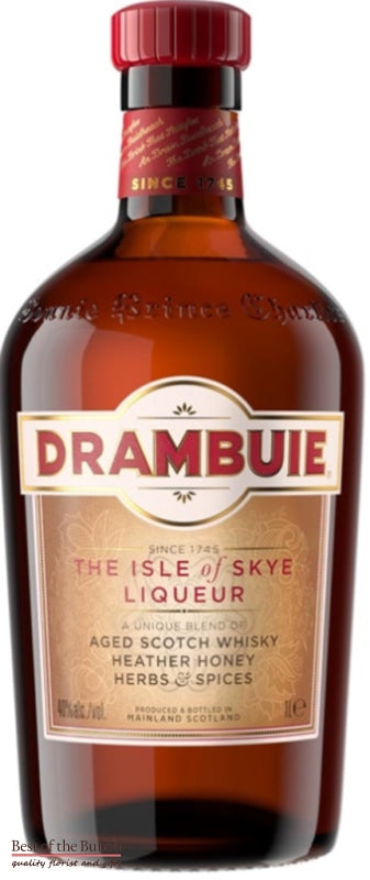 Drambuie Whisky Liqueur 700ml - Best of the Bunch Florist Wellington