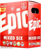 Epic Mixed Six 6 Pack New Zealand Craft Beer Bottles - Best of the Bunch Florist Wellington