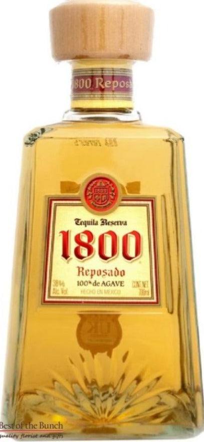 Jose Cuervo 1800 Reposado Tequila 100% Agave - Best of the Bunch Florist Wellington
