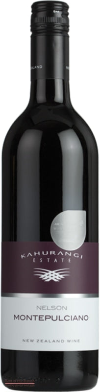 Kahurangi Estate Montepulciano New Zealand - Wine Delivered In A Wine Gift Bag / Box - Best of the Bunch Florist Wellington