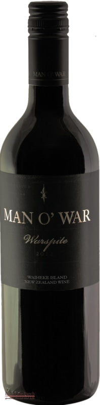 Man O' War Warspite Waiheke Island Cabernet Franc Merlot Malbec - Wine Delivered In A Wine Gift Bag / Box - Best of the Bunch Florist Wellington
