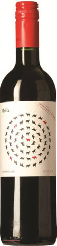 Mesta Tempranillo Organic Wine Spain - Wine Delivered In A Wine Gift Bag / Box - Best of the Bunch Florist Wellington
