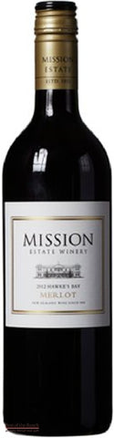 Mission Hawke's Bay Merlot - Wine Delivered In A Wine Gift Bag / Box - Best of the Bunch Florist Wellington
