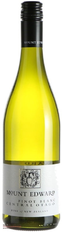Mount Edward Central Otago Pinot Blanc - Wine Delivered In A Wine Gift Bag / Box - Best of the Bunch Florist Wellington