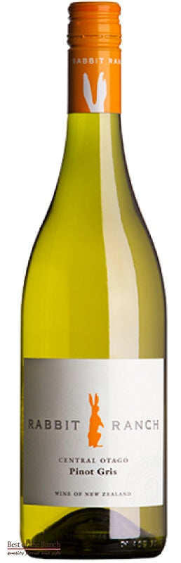 Rabbit Ranch Central Otago Pinot Gris - Wine Delivered In A Wine Gift Bag / Box - Best of the Bunch Florist Wellington