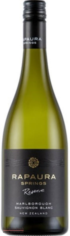 Rapaura Springs Marlborough Sauvignon Blanc - Wine Delivered In A Wine Gift Bag / Box - Best of the Bunch Florist Wellington