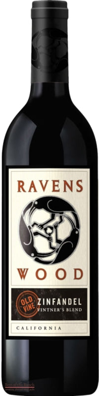 Ravenswood Zinfandel Napa Valley California - Wine Delivered In A Wine Gift Bag / Box - Best of the Bunch Florist Wellington