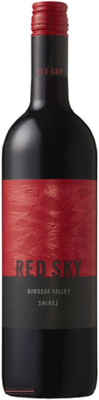 Red Sky Shiraz Barossa Valley Australia - Wine Delivered In A Wine Gift Bag / Box - Best of the Bunch Florist Wellington