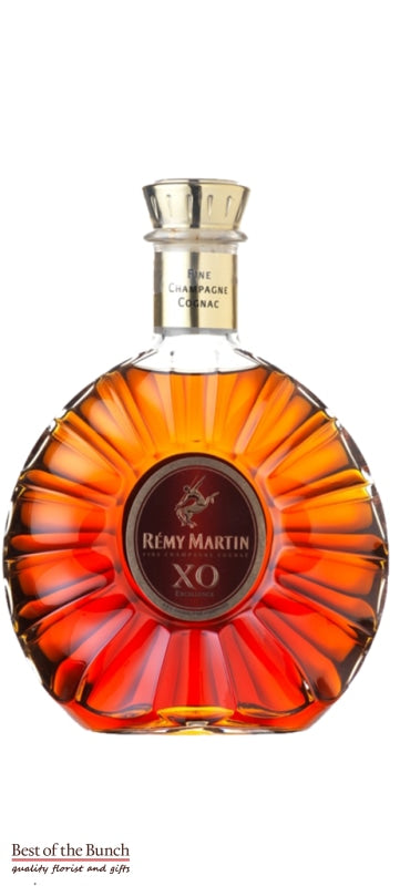 Rémy Martin XO Excellence Fine Champane Cognac - French Cognac - Delivered In A Gift Box - Best of the Bunch Florist Wellington