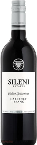 Sileni Cabernet Franc New Zealand - Wine Delivered In A Wine Gift Bag / Box - Best of the Bunch Florist Wellington