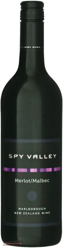 Spy Valley Marlborough Merlot Malbec - Wine Delivered In A Wine Gift Bag / Box - Best of the Bunch Florist Wellington
