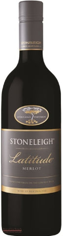 Stoneleigh Latitude Marlborough Merlot - Wine Delivered In A Wine Gift Bag / Box - Best of the Bunch Florist Wellington
