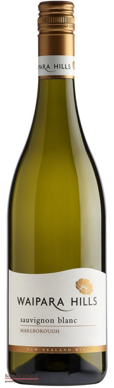 Waipara Hill Marlborough Sauvignon Blanc - Wine Delivered In A Wine Gift Bag / Box - Best of the Bunch Florist Wellington