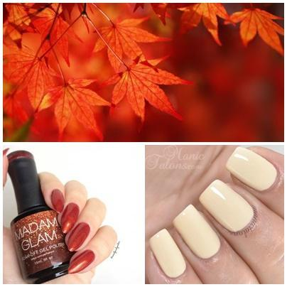 "WHAT'S FALL WITHOUT THE SEASONAL BOX? ""THE SECRET TO REALLY GLAM MANI"" WITH NATALIE CARMONA"