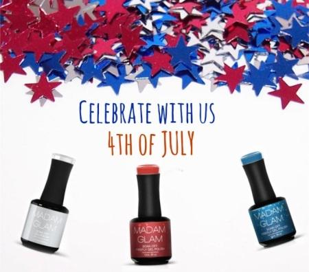 Get your nails ready for the 4th of July