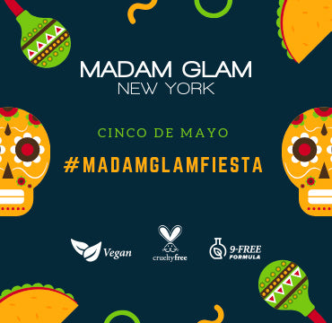 NAIL IT! Best Cinco de Mayo designs for #madamglamfiesta