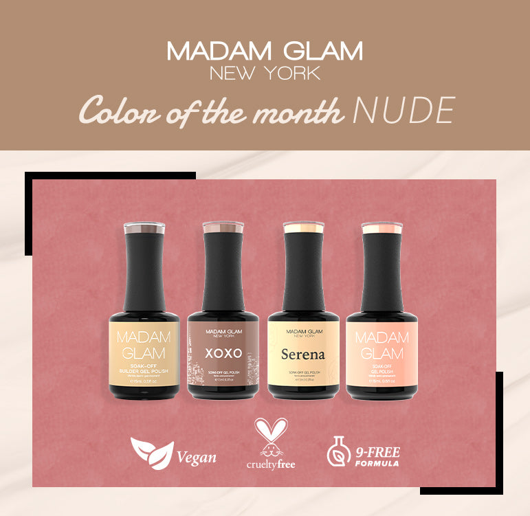 This fall we wear NUDE!