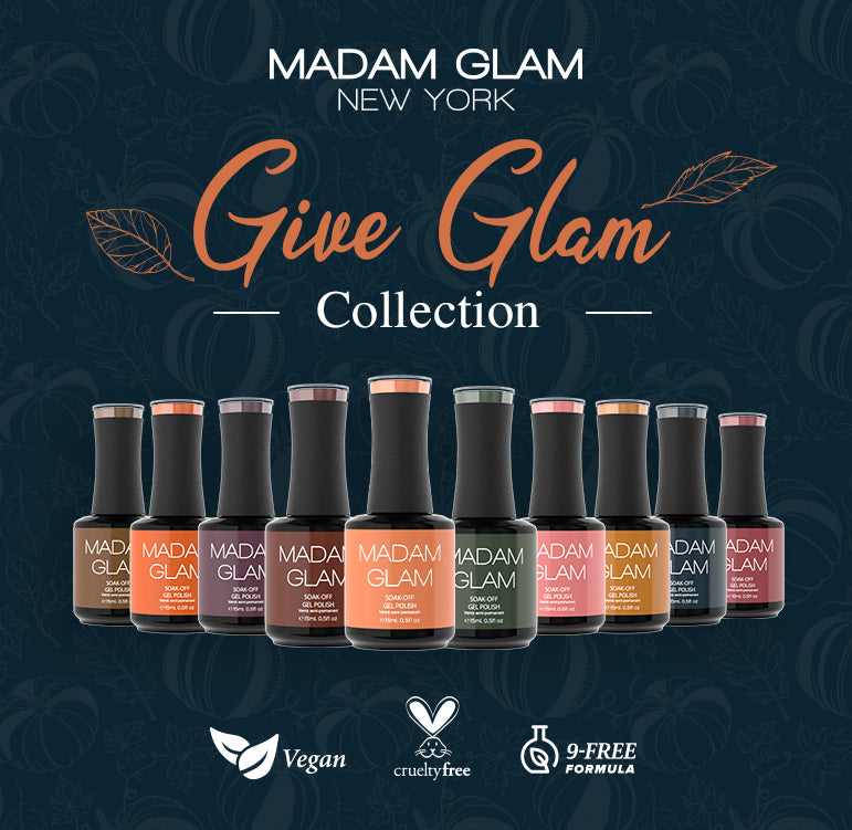 Dear November, all we wanna say is: GIVE GLAM!