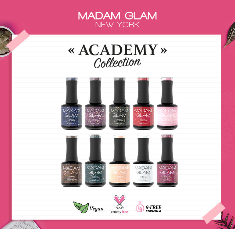 The Glamorous Academy Collection