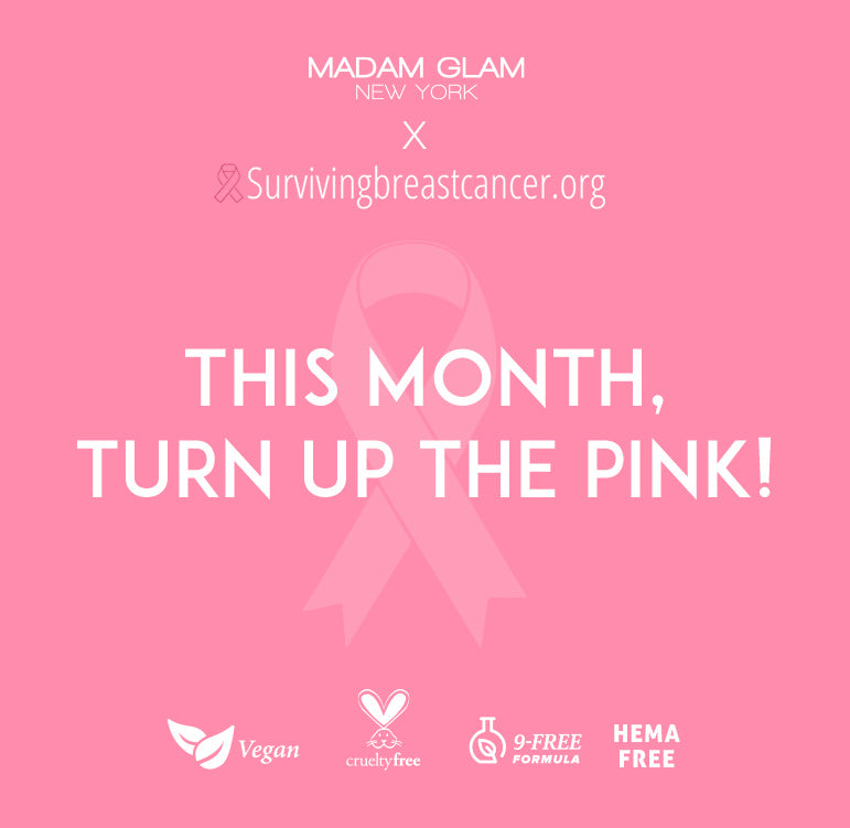 This Month, Turn Up the Pink!