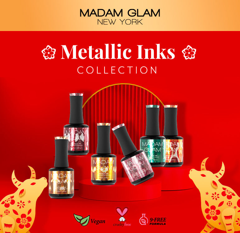 Metallic Inks: For the Inner Artist in You!