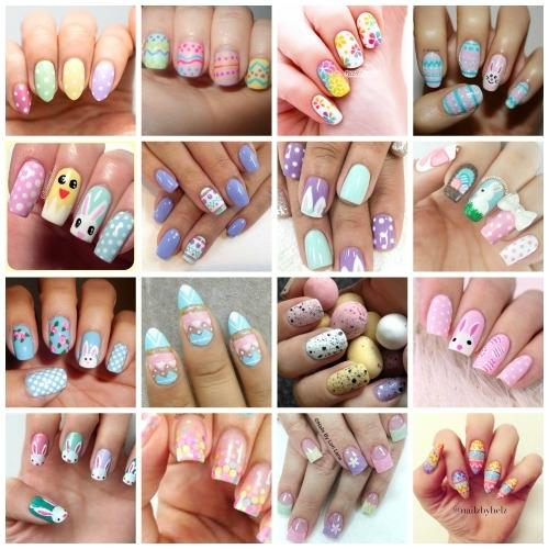 Get your nails ready for Easter