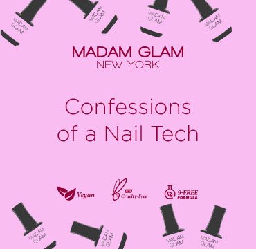 Confessions of a Nail Tech x Alma