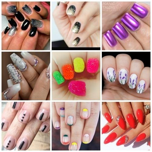 Nail trends in 2018